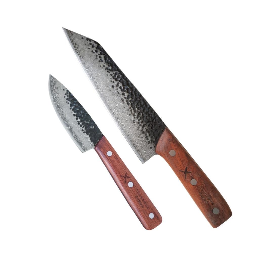 Couteau de Chef Damassé Starter Set